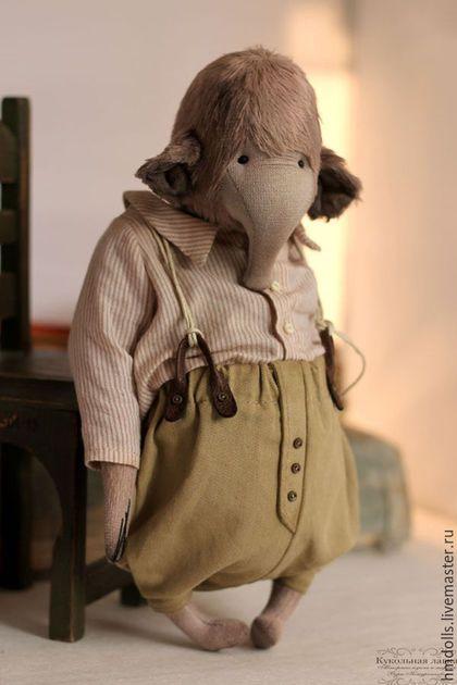 Мишки Тедди ручной работы. Ярмарка Мастеров - ручная работа. Купить Яша. Handmade. Фиолетовый, teddy, опилки