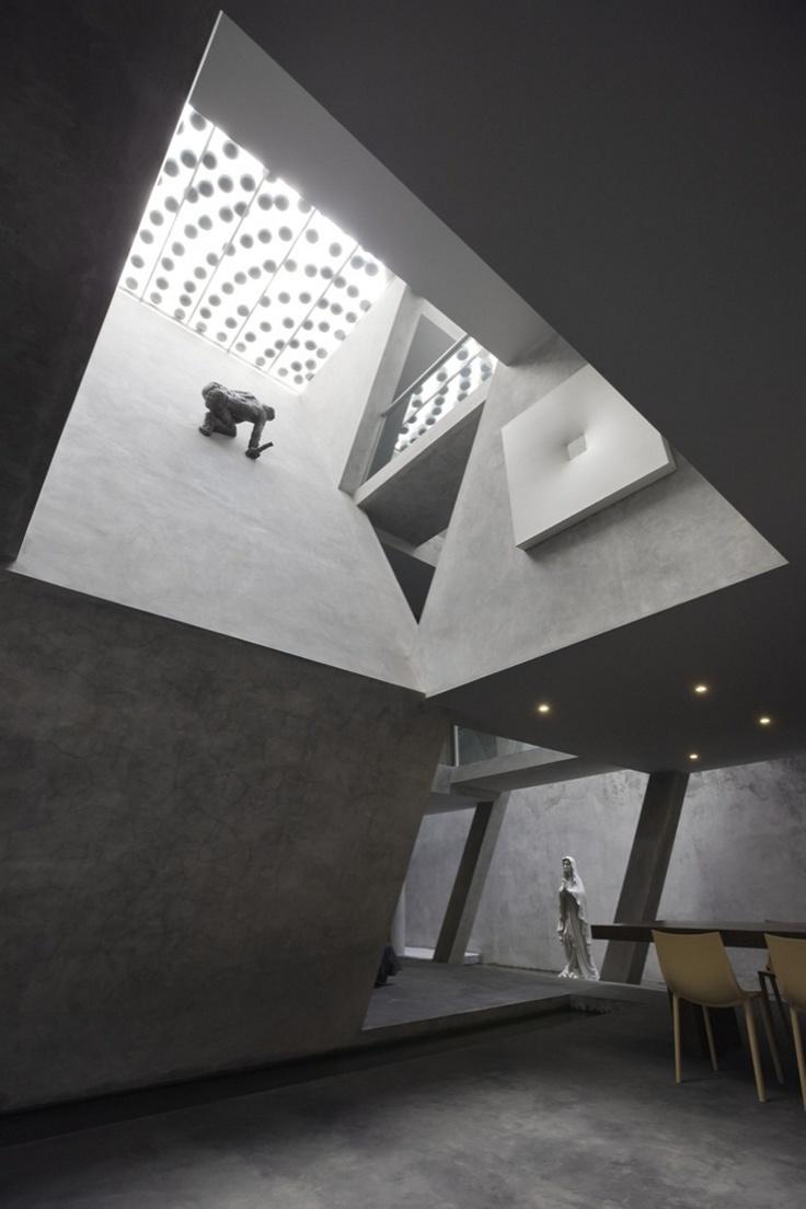 Studi-o Cahaya / Mamostudio. House Jakarta, Indonesia.