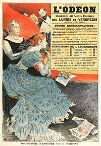 Odéon-Théâtre de l'Europe - Wikipedia, the free encyclopedia (CW18)