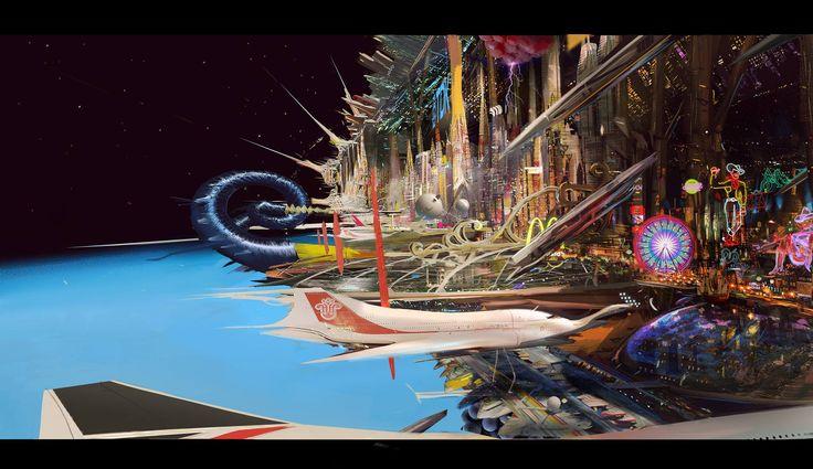 Viva Space Vegas! by Alface Killah