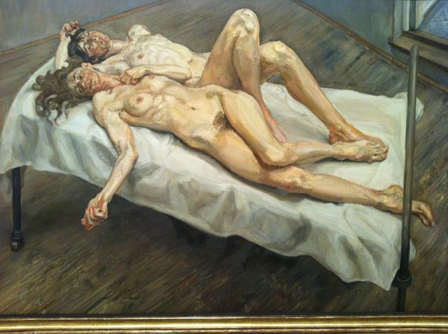 Lucien Freud: Art Things, Freud Lucian, Figures Art, Lucien Freud, Freud 19222011, Nude Figures, Female Nude, Women 1992, Lucian Freudtwo