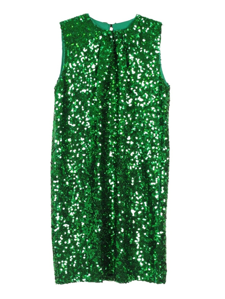 By Malene Birger Nuggaz Dress: Holidays Parties, Green Sparkle, Fashion, Emeralds Cities, Birger Nuggaz, Nuggaz Dresses, Malena Will Someday, Christmas Parties Dresses, Green Sequins Dresses