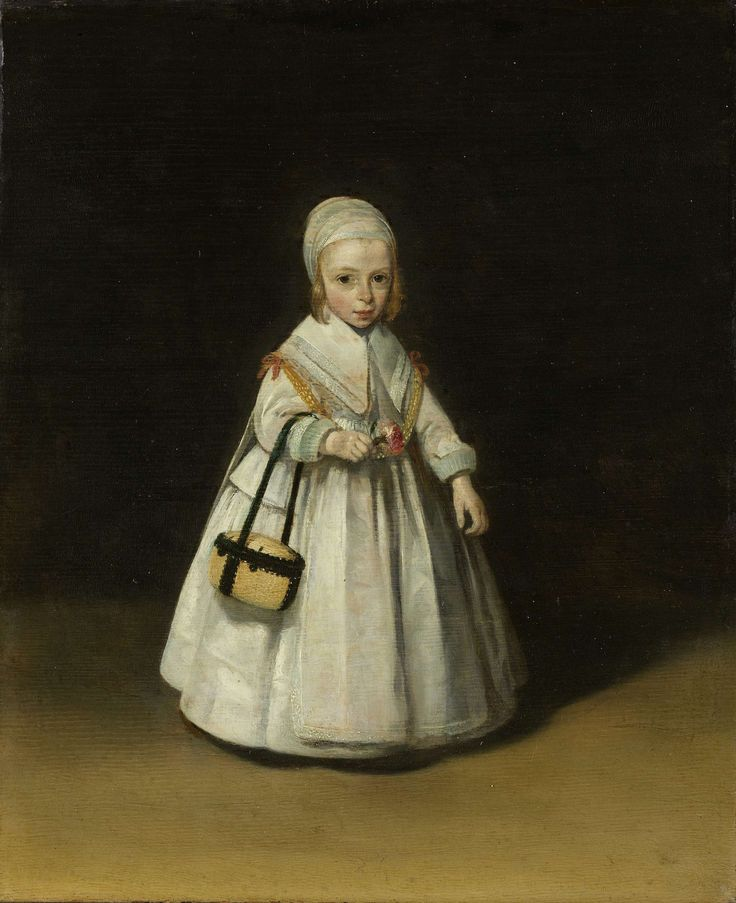 Helena van der Schalcke (Gerard ter Borch (II), ca. 1648, Rijksmuseum, Amsterdam)