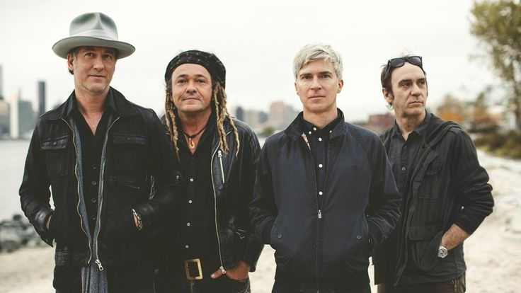 An interview with Matthew Caws of Nada Surf about the band's 2016 album You Know Who You Are.