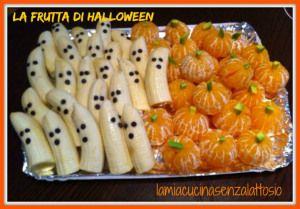 frutta halloween