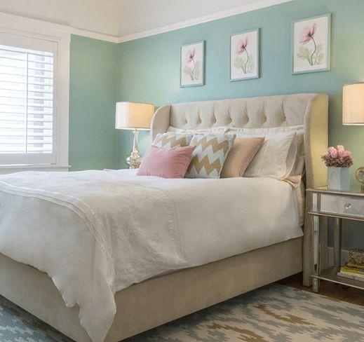 Conceito de Estilo | Decoração de Interiores | Projeto de Interiores | Que tal dar um toque feminino no seu quarto? Inspire-se...