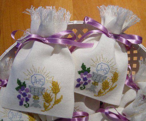 I love these ! bomboniere per la prima comunione   Realizzati da Lauraxsp per la Prima Comunione del figlio Daniele.