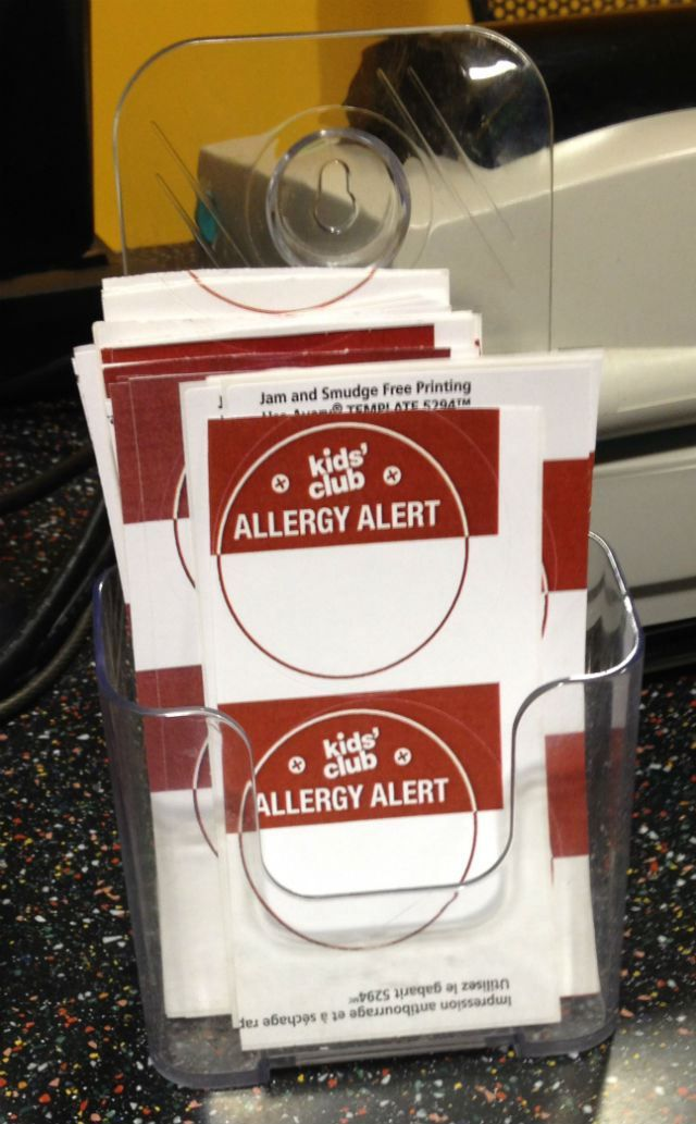 How to handle food allergies in kids ministry | Kids Ministry Leadership