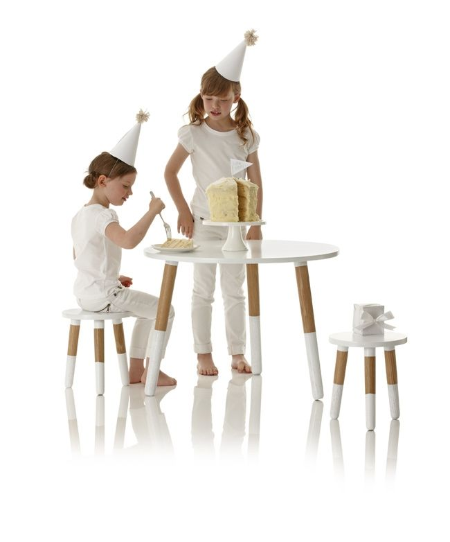 Kids Little Dipper Table And Chair Set By Little Nest