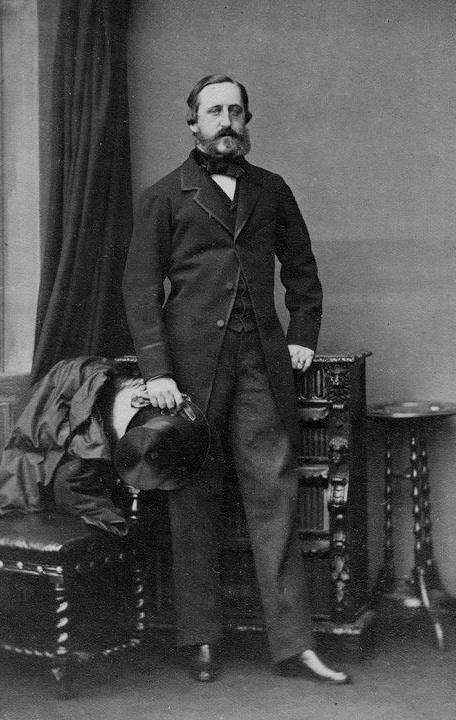 His Highness Friedrich VIII, Duke of Schleswig-Holstein-Sonderburg-Augustenburg (1829-1880)