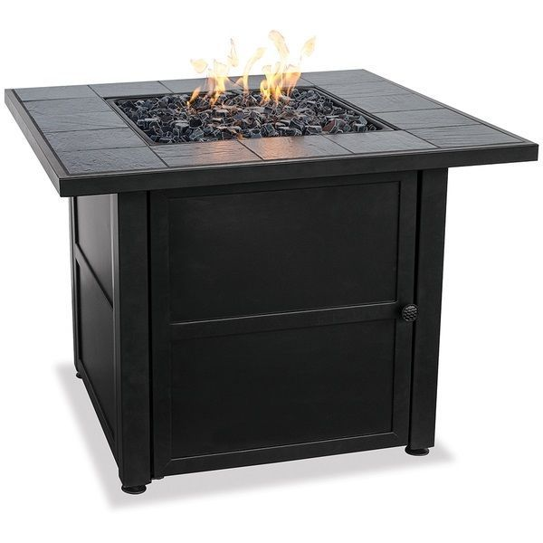 Best 25+ Outdoor propane fireplace ideas on Pinterest