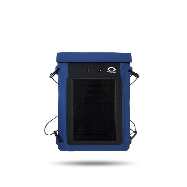 Order your waterproof bonded innovative backpack bag with 6 watt solar charger from O-range at discount rate. For more information about backpack and bag contact us or visit our website.