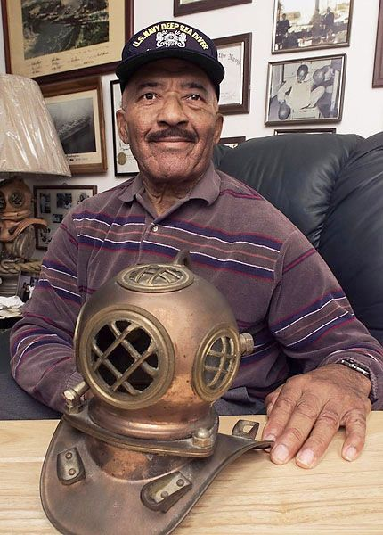 It was in 1970 that Carl Brashear finally attained the goal he had striven for through so many trialsome years. He was named Master Diver, the first African American in Navy history to do so.