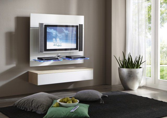 Die besten 25+ Verstecken fernseher Ideen auf Pinterest TV-Kabel - fernseher im schlafzimmer