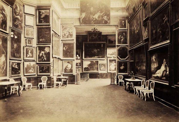 Krisztina körút 55., a Karátsonyi-palota (lebontották) képtára. A felvétel 1895-1899 között készült. A kép forrását kérjük így adja meg: Fortepan / Budapest Főváros Levéltára. Levéltári jelzet: HU.BFL.XV.19.d.1.11.073