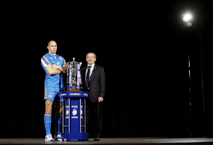 On Rugby Sei Nazioni 2014: Sergio Parisse, Jacques Brunel e il ping-pong sulle prospettive azzurre » On Rugby