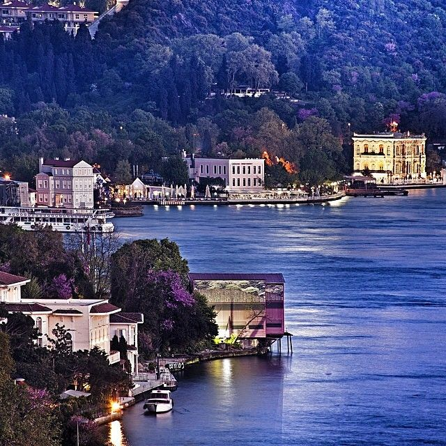 Küçüksu-Boğaziçi-Istanbul