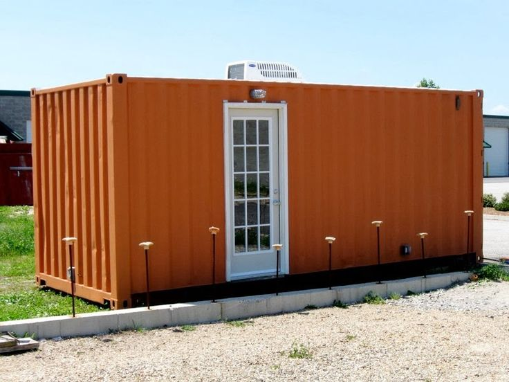 Best Soluções Kit Net Casa M Containers Images On - All terrain cabin shipping container homes