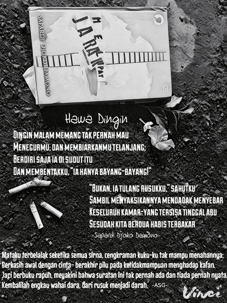 Jakarta, Puisi Monokrom l Kembali Buta -ASG-