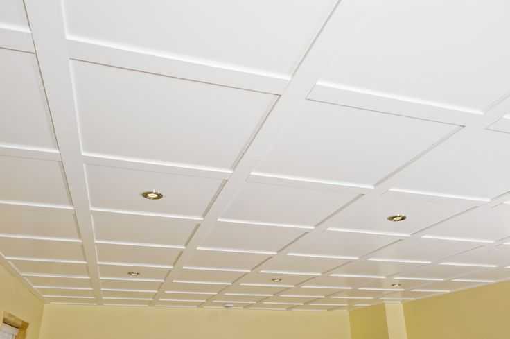 Plafond suspendu Embassy - blanc #plafond / Embassy Suspended Ceiling - white #ceiling