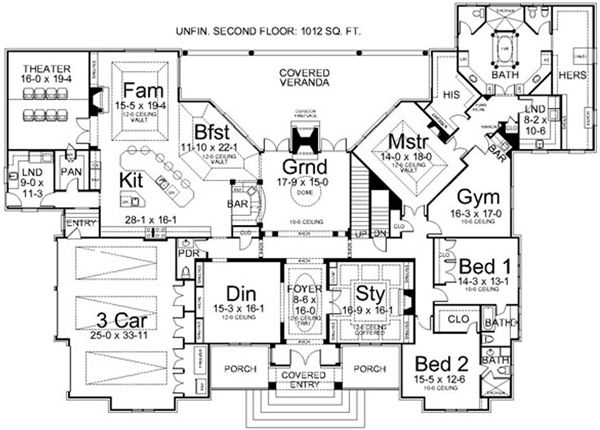 25+ Best Ideas About Single Story Homes On Pinterest