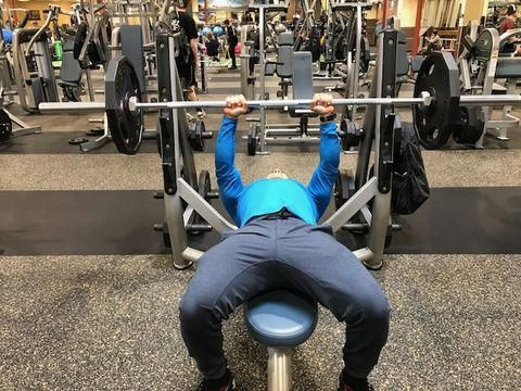 interested in finding more about bench press at home then