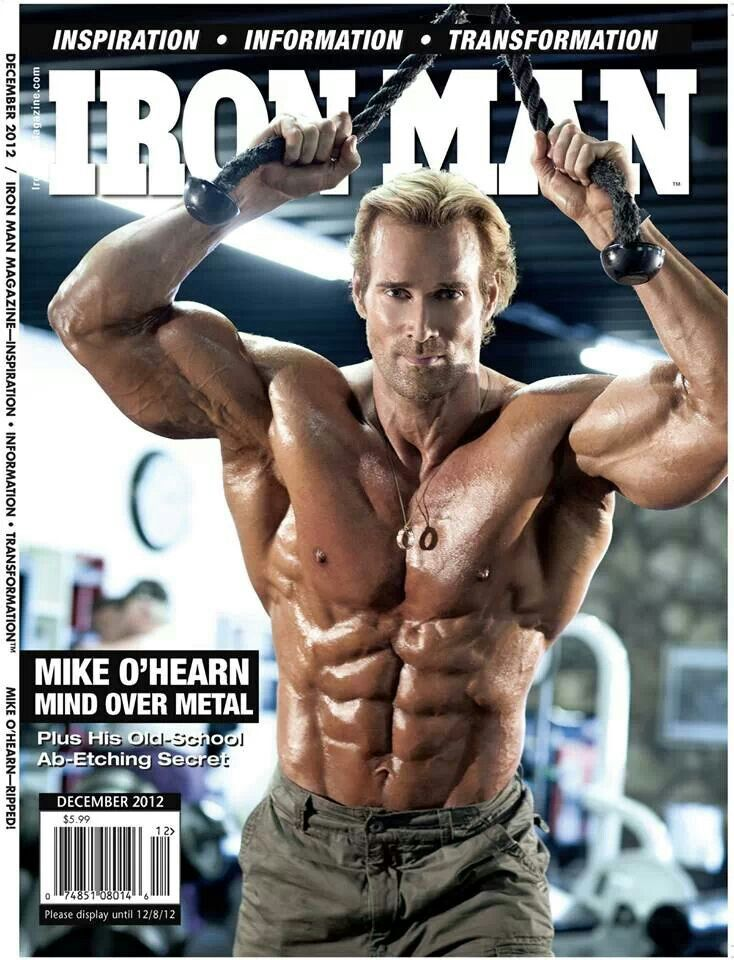 37 best Mike o'Hearn images on Pinterest | Body builders