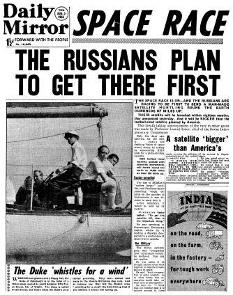 1955 Original Newspaper Gift, 1955 newspaper, 1955 News, 1955 Headlines - Historic Newspapers