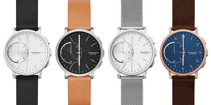 Hagen Connected Is Skagen's First Smartwatch -- Albeit Analog - Smartwatch News - Smartwatch.me