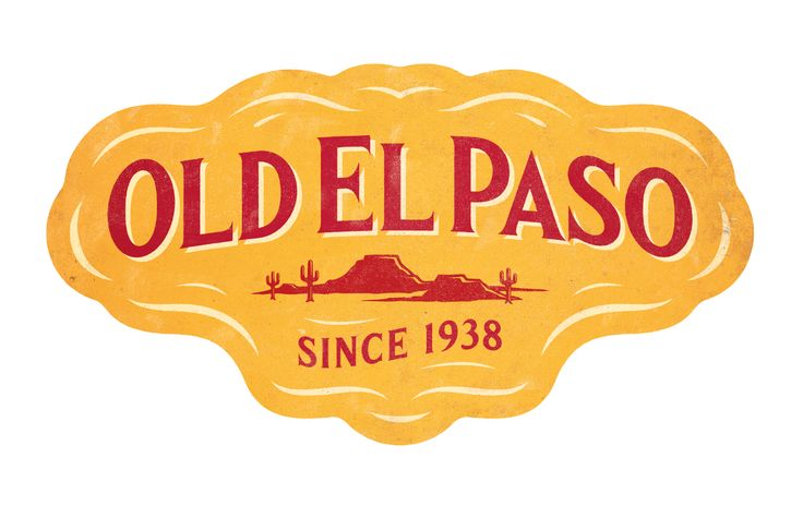 Interesting take on the Old El Paso Logo by Simon Walker