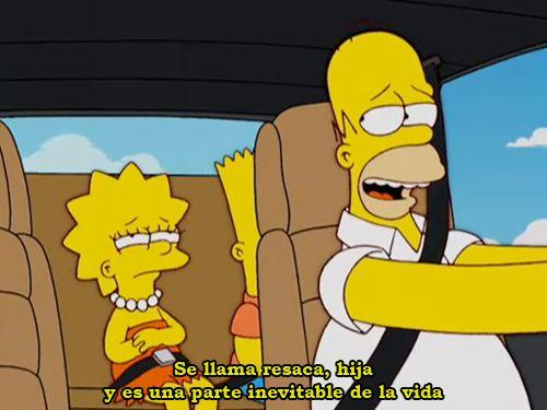 """"""" mas Simpsons aqui """" los Simpson  en español ♥"""