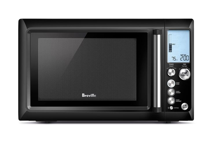 Home :: Home Appliances :: Kitchen Appliances :: Microwaves :: Breville Quick Touch Microwave Oven - Black Sesame