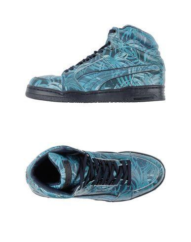 PUMA High-Tops. #puma #shoes #high-tops