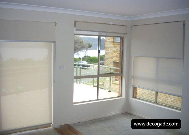 cortina roller doble cuando instalamos rollers en una sola ventana tenemos la ventaja de
