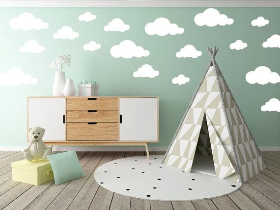 Best  Baby Room Decals Ideas Only On Pinterest Disney Baby - Nursery wall decals clouds