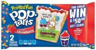 Slurpee Flavored Pop-Tarts Celebrate 50 Years of Slurpees at...