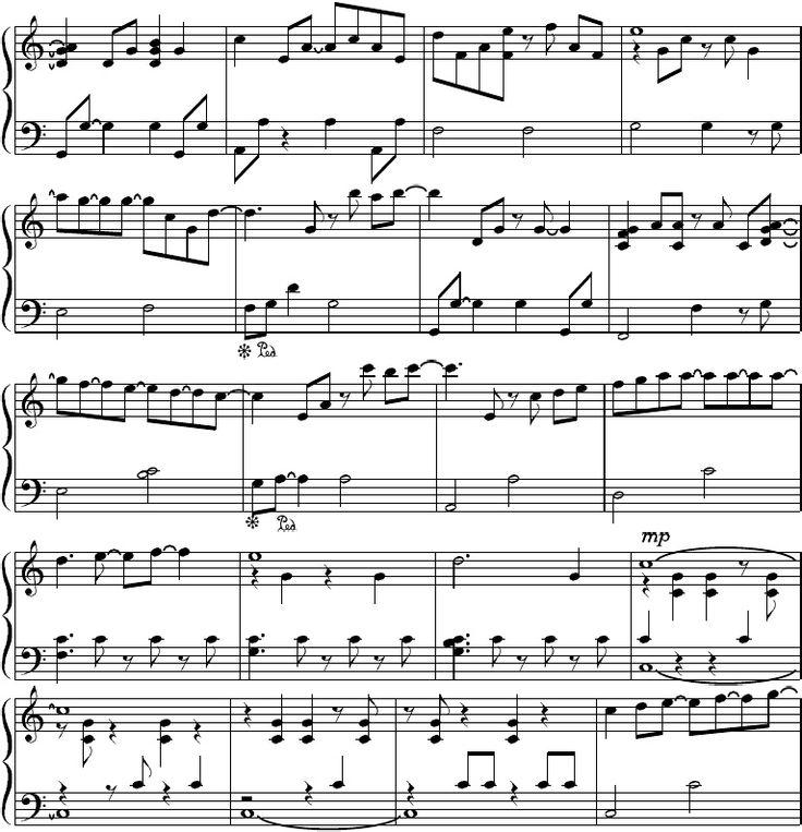 All That Jazz Sheet Music Piano: Jon Schmidt (The Piano Guys)