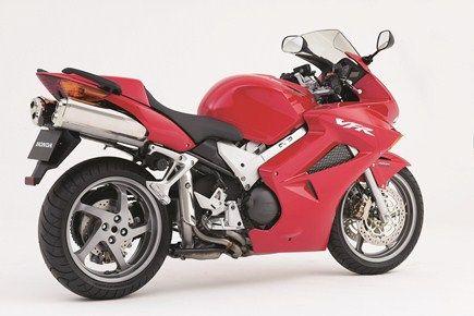 Honda VFR800 VTEC (2002 - 2005)
