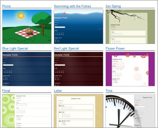 Quiz creator - Making online quizzes with Google.docs