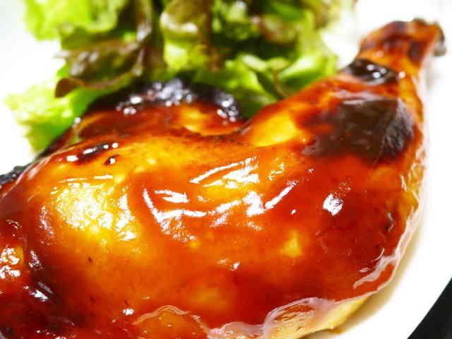 Xmasチキンはこの味!ローストチキン☆の画像