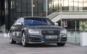 2016 Audi S8 4.0