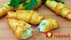 Zvýšilo vám z obedu trochu zemiakov? Pripravte si z nich najlepšie slané chuťovky k telke!
