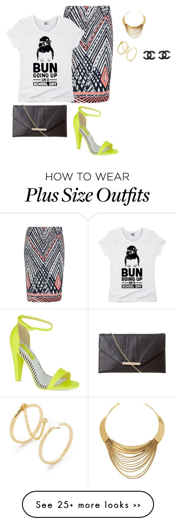 """plus size turnup in 5,4,3,2,1!!!"" by kristie-payne on Polyvore"