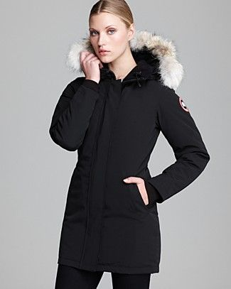 Canada Goose Coat - Victoria | Bloomingdale's