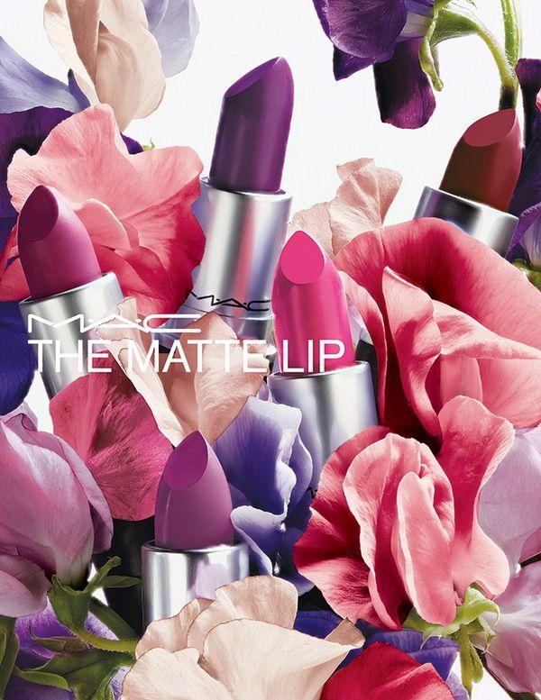Обновленная коллекция матовых помад MAC The Matte Lip Collection Summer 2015