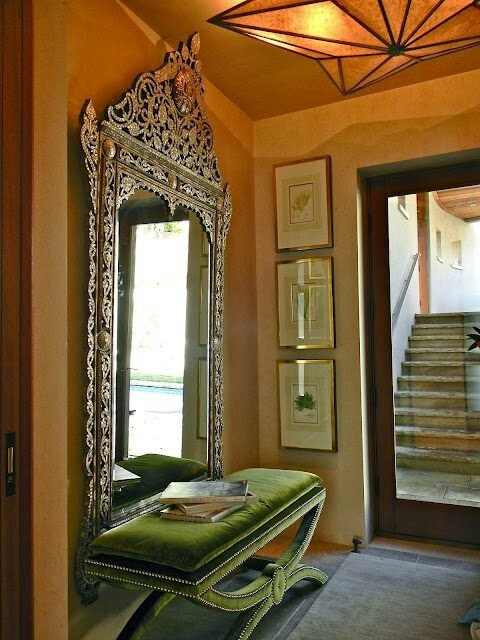 Beverly Foyer Mirror : Best images about mother of pearl inlay on pinterest
