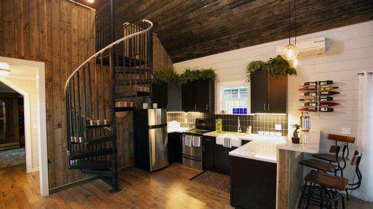tiny house nation - tiny victorian kitchen (LOVE!)