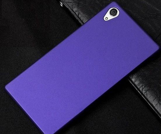 Θήκη Πλαστική Rubber Plastic Case Μωβ OEM (Xperia Z2) - myThiki.gr - Θήκες Κινητών-Αξεσουάρ για Smartphones και Tablets - Χρώμα μωβ