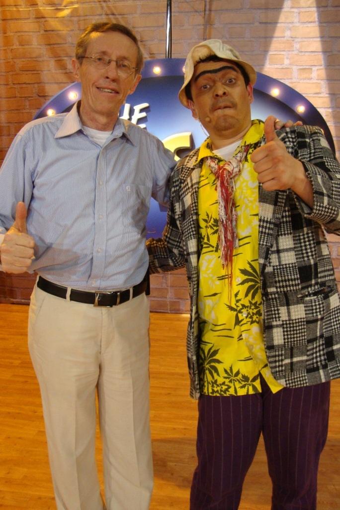 Navarro Wolf con The Suso's Show.
