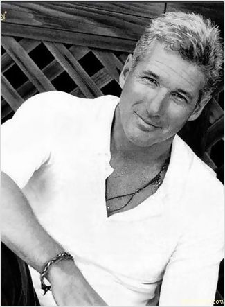 Richard Gere - Character Inspiration for Aaron Cash in The Road to Mt. Juliet.